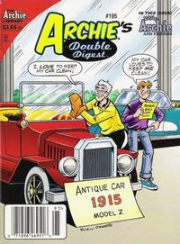 Cover Thumbnail for Archie's Double Digest Magazine (Archie, 1984 series) #195