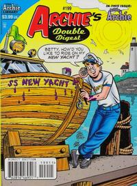 Cover Thumbnail for Archie's Double Digest Magazine (Archie, 1984 series) #199 [Direct Edition]