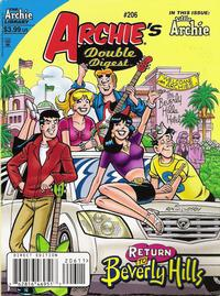 Cover Thumbnail for Archie's Double Digest Magazine (Archie, 1984 series) #206