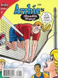 Cover Thumbnail for Archie's Double Digest Magazine (Archie, 1984 series) #209 [Direct Edition]