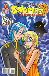 Cover Thumbnail for Sabrina the Teenage Witch (Archie, 2003 series) #98