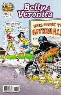 Cover Thumbnail for Betty and Veronica (Archie, 1987 series) #237