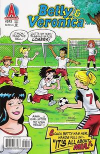 Cover Thumbnail for Betty and Veronica (Archie, 1987 series) #243