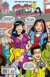 Cover Thumbnail for Betty and Veronica (Archie, 1987 series) #250