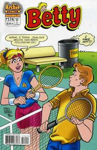 Cover Thumbnail for Betty (Archie, 1992 series) #174