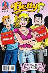 Cover Thumbnail for Betty (Archie, 1992 series) #178