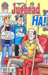 Cover Thumbnail for Archie's Pal Jughead Comics (Archie, 1993 series) #197
