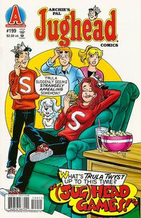 Cover Thumbnail for Archie's Pal Jughead Comics (Archie, 1993 series) #199