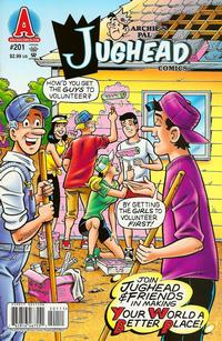 Cover Thumbnail for Archie's Pal Jughead Comics (Archie, 1993 series) #201