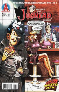Cover Thumbnail for Archie's Pal Jughead Comics (Archie, 1993 series) #202
