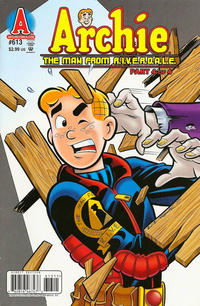 Cover Thumbnail for Archie (Archie, 1959 series) #613