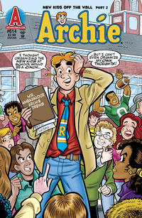 Cover Thumbnail for Archie (Archie, 1959 series) #614