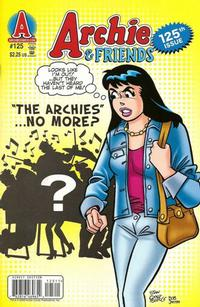 Cover Thumbnail for Archie & Friends (Archie, 1992 series) #125