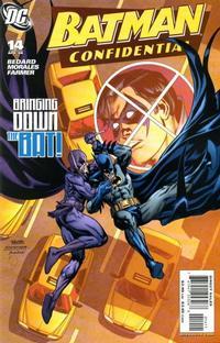 Cover Thumbnail for Batman Confidential (DC, 2007 series) #14