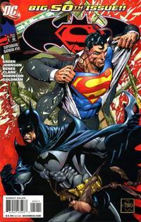 Cover Thumbnail for Superman / Batman (DC, 2003 series) #50 [Ethan Van Sciver Cover]