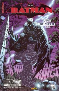 Cover Thumbnail for Batman (Panini France, 2005 series) #8