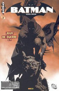Cover Thumbnail for Batman Hors Série (Panini France, 2005 series) #3