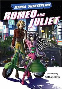 Cover Thumbnail for Manga Shakespeare Romeo and Juliet (Harry N. Abrams, 2007 series)