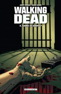 Cover Thumbnail for Walking Dead (Delcourt, 2007 series) #3