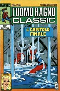 Cover Thumbnail for L'Uomo Ragno Classic (Edizioni Star Comics, 1991 series) #10