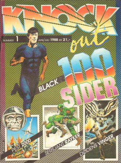 Cover for Knock Out (Serieforlaget / Se-Bladene / Stabenfeldt, 1988 series) #1