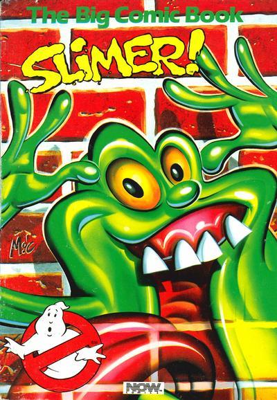 Cover for Slimer! (Now, 1991 series) #[nn]