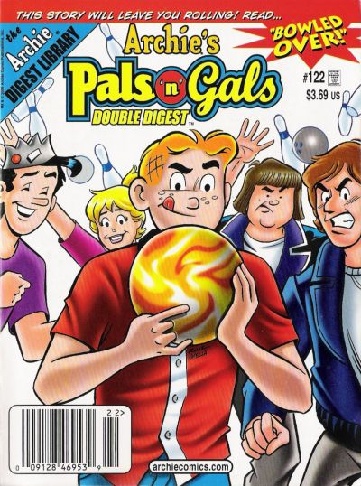 Cover for Archie's Pals 'n' Gals Double Digest Magazine (Archie, 1992 series) #122
