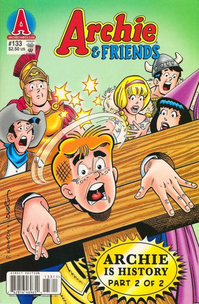 Cover for Archie & Friends (Archie, 1992 series) #133