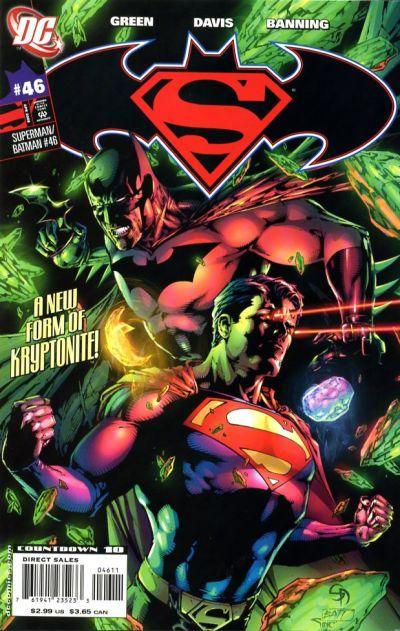 Cover for Superman / Batman (DC, 2003 series) #46