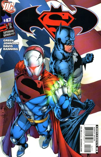 Cover for Superman / Batman (DC, 2003 series) #47