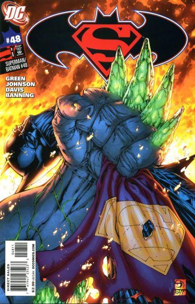 Cover for Superman / Batman (DC, 2003 series) #48