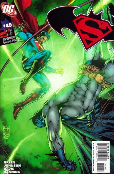 Cover for Superman / Batman (DC, 2003 series) #49