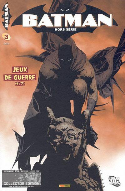 Cover for Batman Hors Série (Panini France, 2005 series) #3