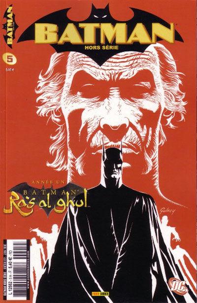 Cover for Batman Hors Série (Panini France, 2005 series) #5