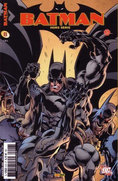 Cover for Batman Hors Série (Panini France, 2005 series) #6