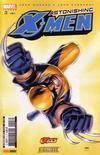 Cover for Astonishing X-Men (Panini France, 2005 series) #3