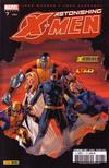 Cover for Astonishing X-Men (Panini France, 2005 series) #7