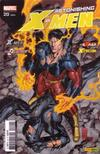Cover for Astonishing X-Men (Panini France, 2005 series) #20
