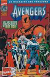 Cover for Avengers (Panini France, 1997 series) #7