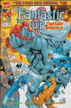 Cover for Fantastic Four (Panini France, 1999 series) #21
