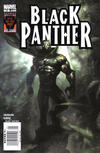 Cover for Black Panther (Marvel, 2005 series) #35