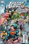 Cover for Justice League of America (DC, 2006 series) #18