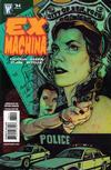 Cover for Ex Machina (DC, 2004 series) #34