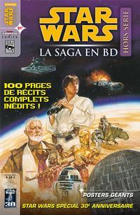 Cover Thumbnail for Star Wars - La Saga en BD Hors-série (Delcourt, 2007 series) #1