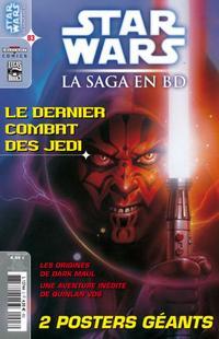 Cover Thumbnail for Star Wars - La Saga en BD (Delcourt, 2006 series) #3