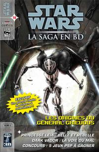 Cover Thumbnail for Star Wars - La Saga en BD (Delcourt, 2006 series) #10