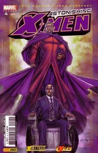 Cover Thumbnail for Astonishing X-Men (Panini France, 2005 series) #4