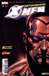 Cover Thumbnail for Astonishing X-Men (Panini France, 2005 series) #5