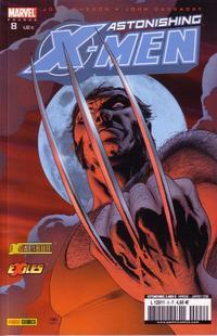 Cover Thumbnail for Astonishing X-Men (Panini France, 2005 series) #8