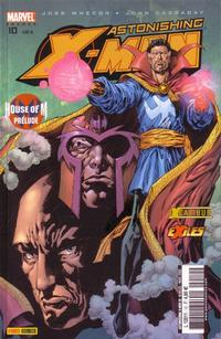 Cover Thumbnail for Astonishing X-Men (Panini France, 2005 series) #10